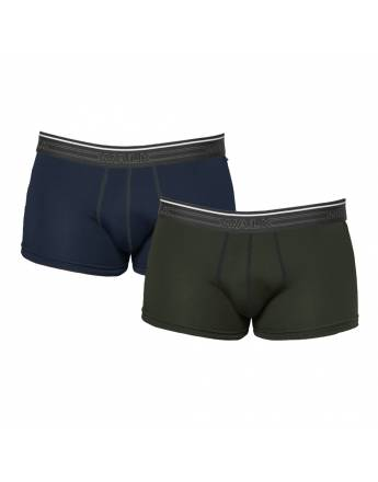 WALK MEN'S BOXER ΣΕΤ 2ΤΜΧ W1756 0324