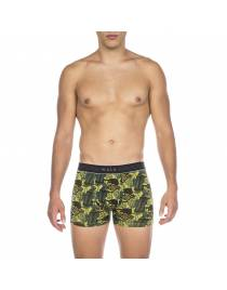 WALK MEN'S BOXER BAMBOO BRIEF WITH PRINT W1770-20