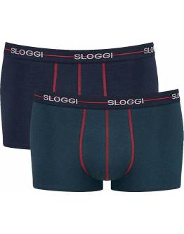 Sloggi Boxer Start Hipster 10050545-V014 2Pack Multi