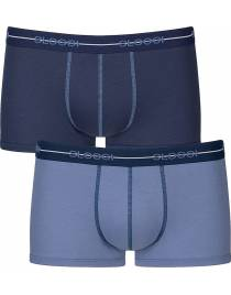 Sloggi Boxer Start Hipster 10050545-V001 2Pack Blue