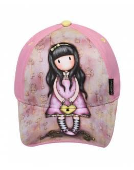 Santoro Gorjuss Παιδικό καπέλο τζόκευ THE SECRET