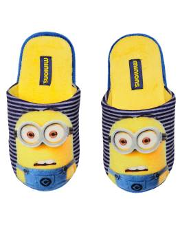 MINIONS Παιδικές παντόφλες UN61101_2 Κίτρινη